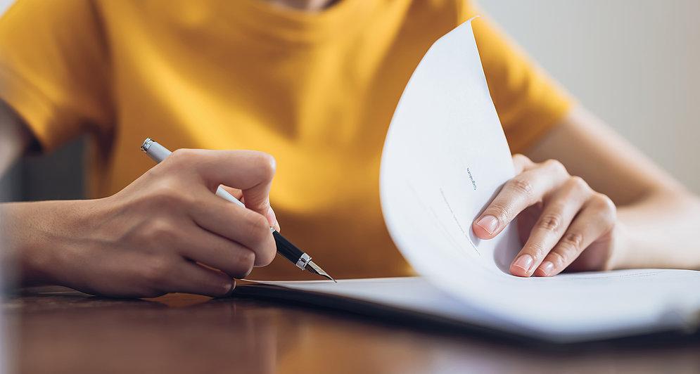 Signature des mandats de prestation