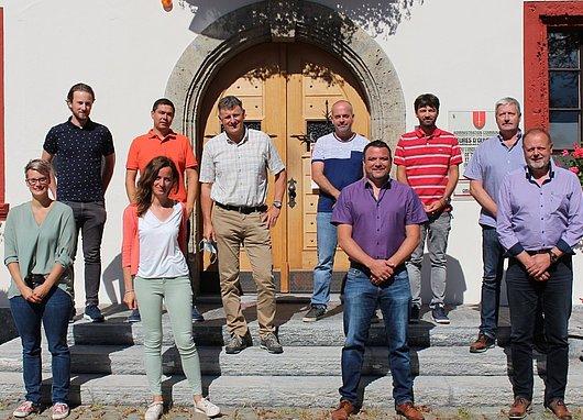 Partenaires du projet de mini-turbine