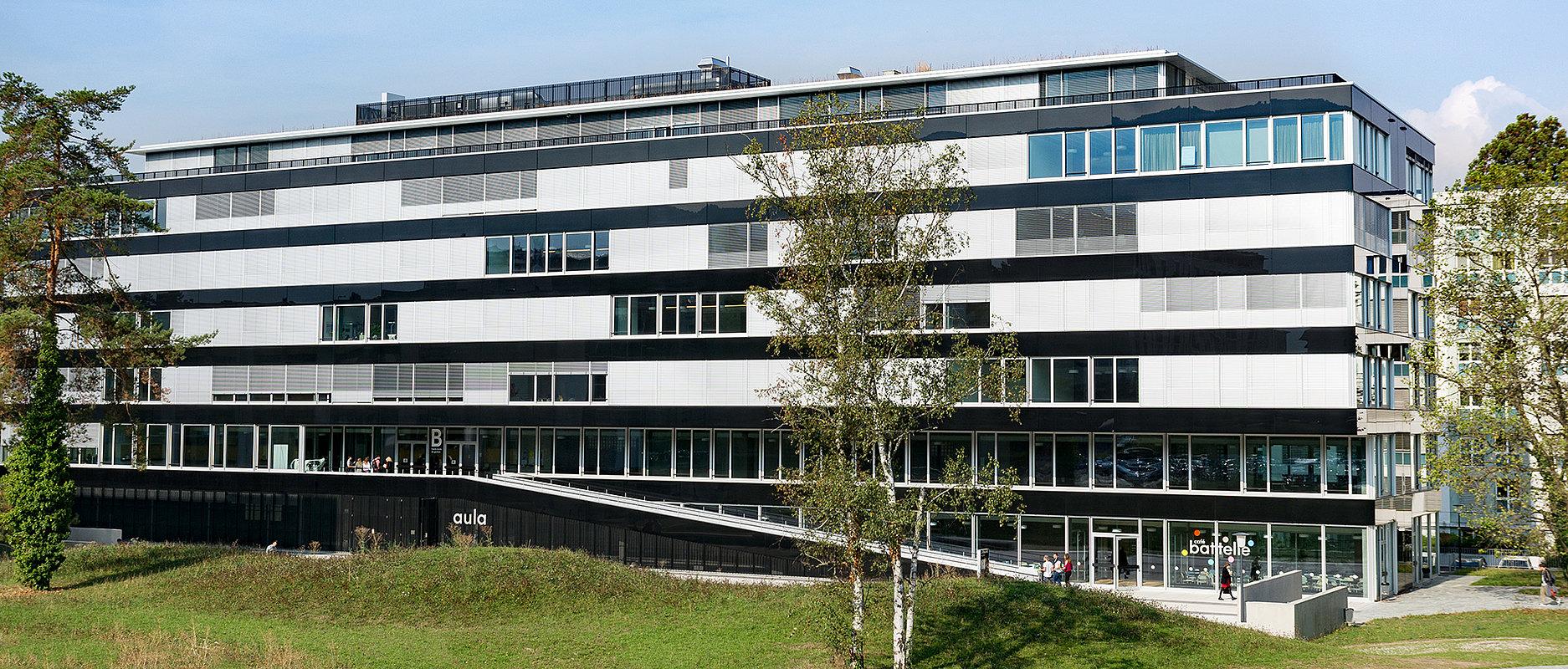 Haute école de gestion - Genève (HEG) - bâtiment
