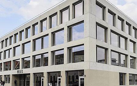 Haute école de travail social Fribourg - HETS-FR Bâtiment