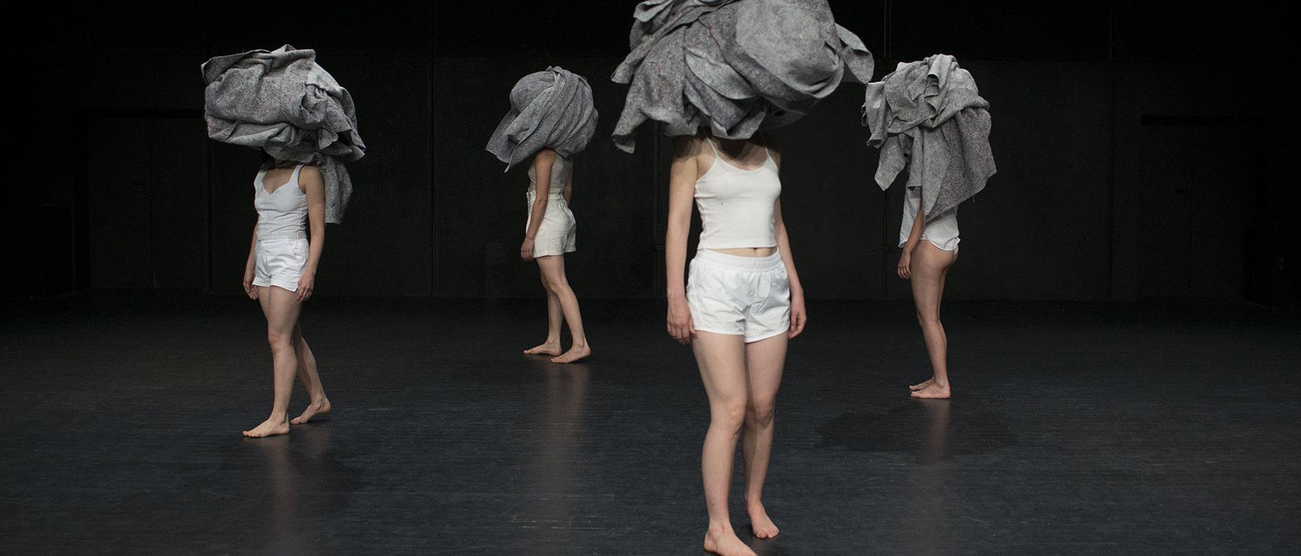 Danseuses contemporaines