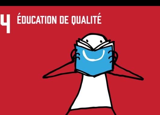 icône ODD 4 Fondation Elyx