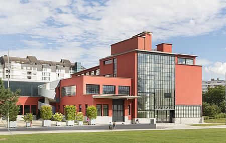 Haute école d'art et de design – Genève (HEAD – Genève) Bâtiment