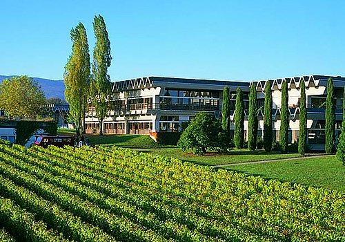Changins – Haute école de viticulture et œnologie bâtiment