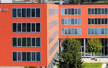 HES-SO Valais-Wallis - Haute Ecole de Travail Social - HETS Bâtiment