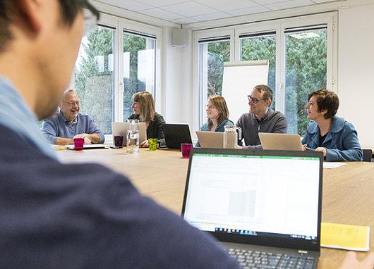 LaReSS - Laboratoire de Recherche Santé-Social de la Haute école de travail social et de la santé - HETSL – Lausanne
