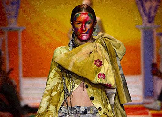 Adeline Rappaz, lauréate du Prix du public du Festival International de la Mode et de la Photographie de Hyères