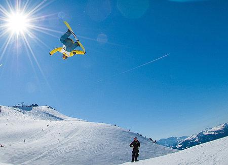 Sportifs d'élite - ski