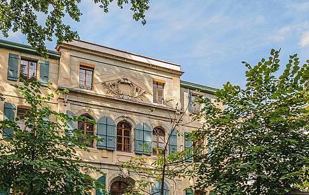 Haute école de travail social de Genève (HETS-Genève) Bâtiment