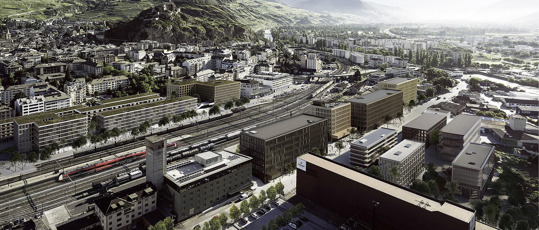 HES-SO Valais-Wallis - Haute Ecole d'Ingénierie – HEI