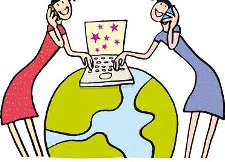 Internet pour les filles