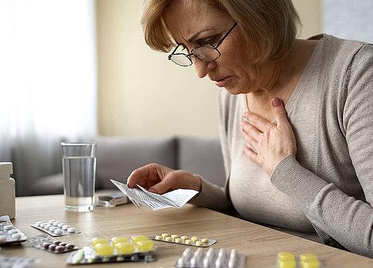 Gestion médicamenteuse des personnes âgées à domicile : l'étude ME@home