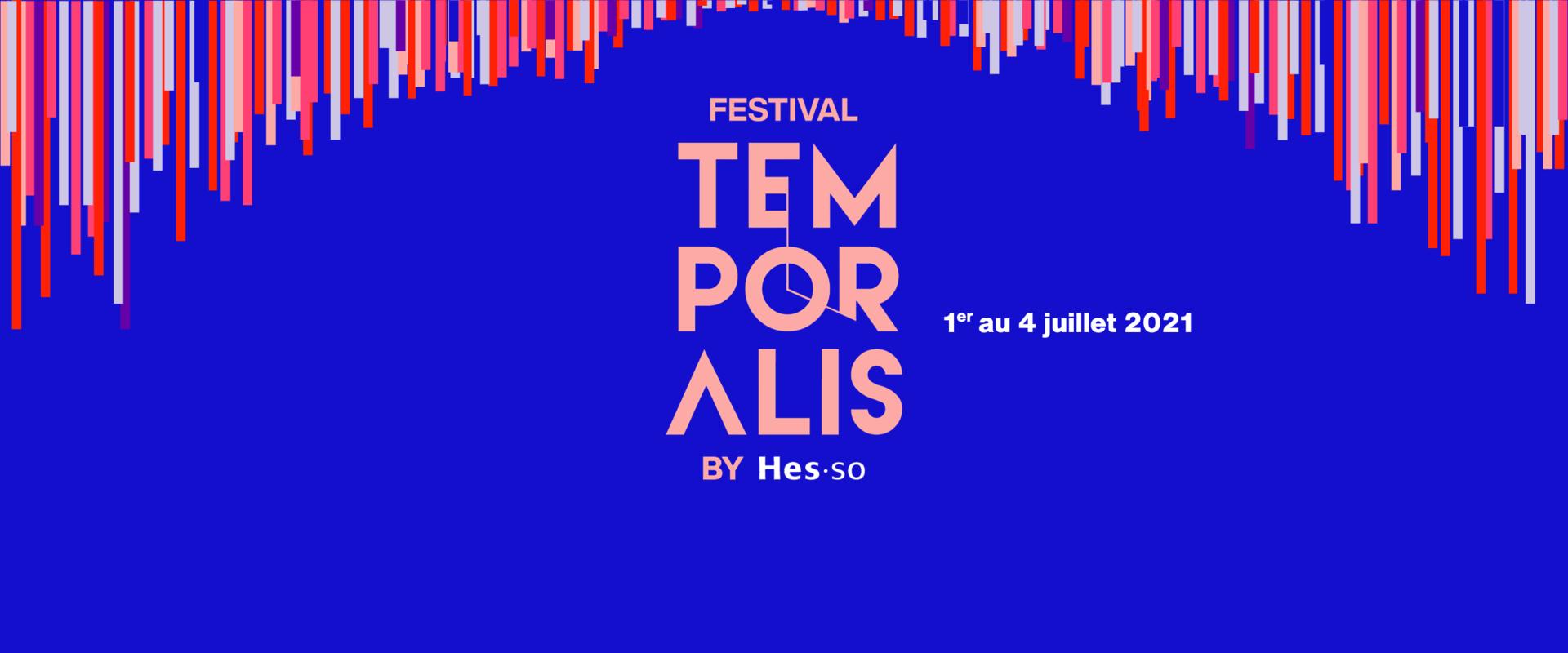 Bannière Festival Temporalis