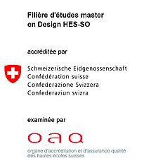Master Design accréditation
