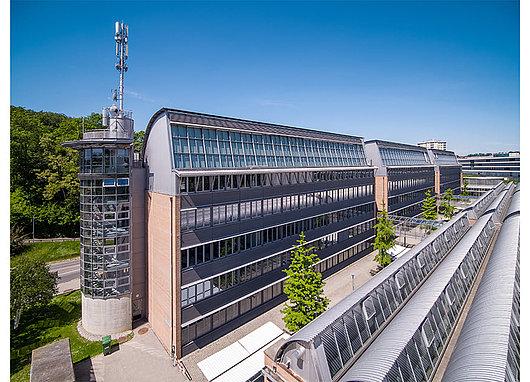 bâtiments HEIA Fribourg