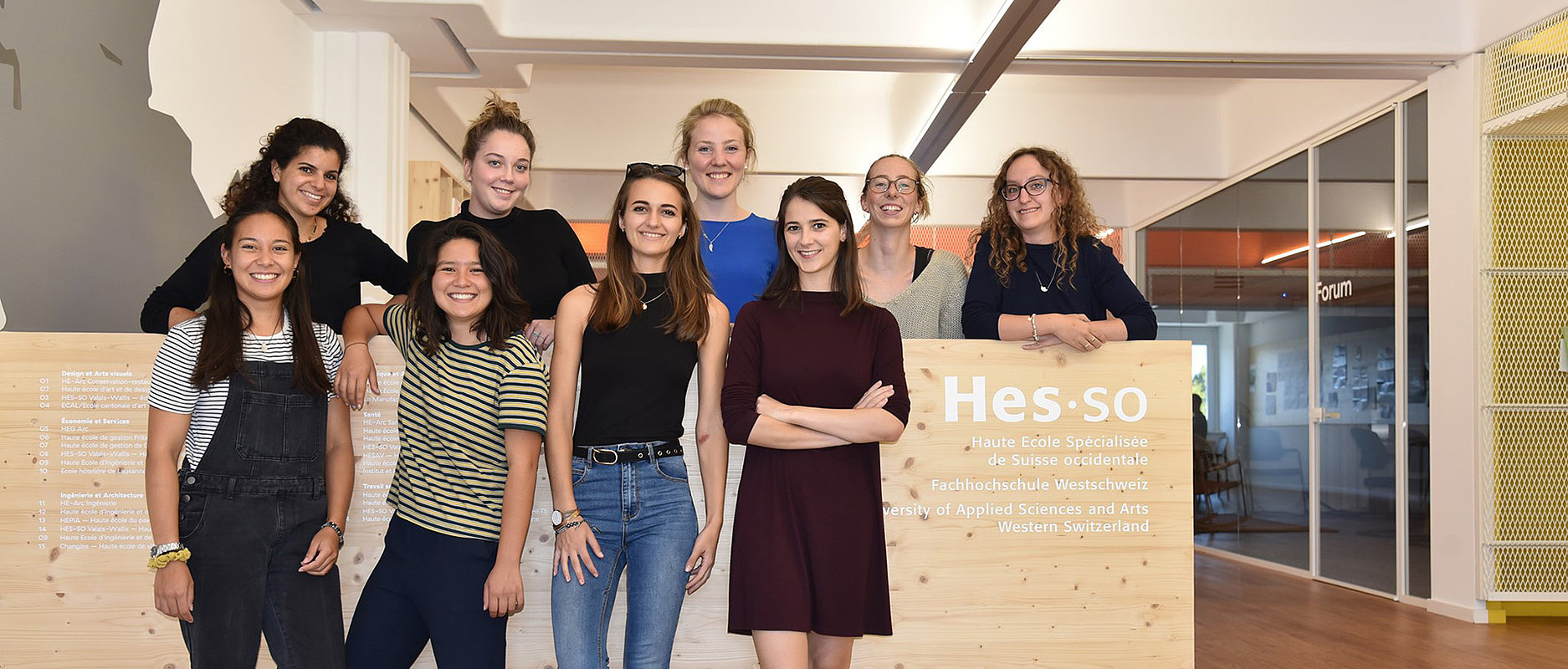 Photo des participantes témoignages du site Ingénieuse