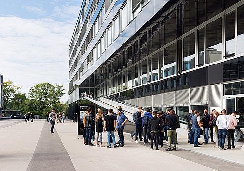 Haute école de gestion de Genève (HEG-Genève) Bâtiment