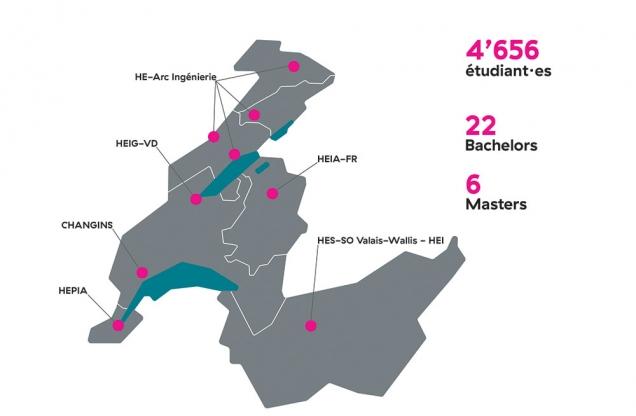 Carte chiffres domaine Ingénerie et Architecture