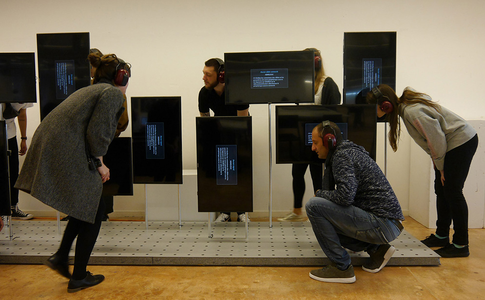 Aural Practices in Visual Arts - ECAL