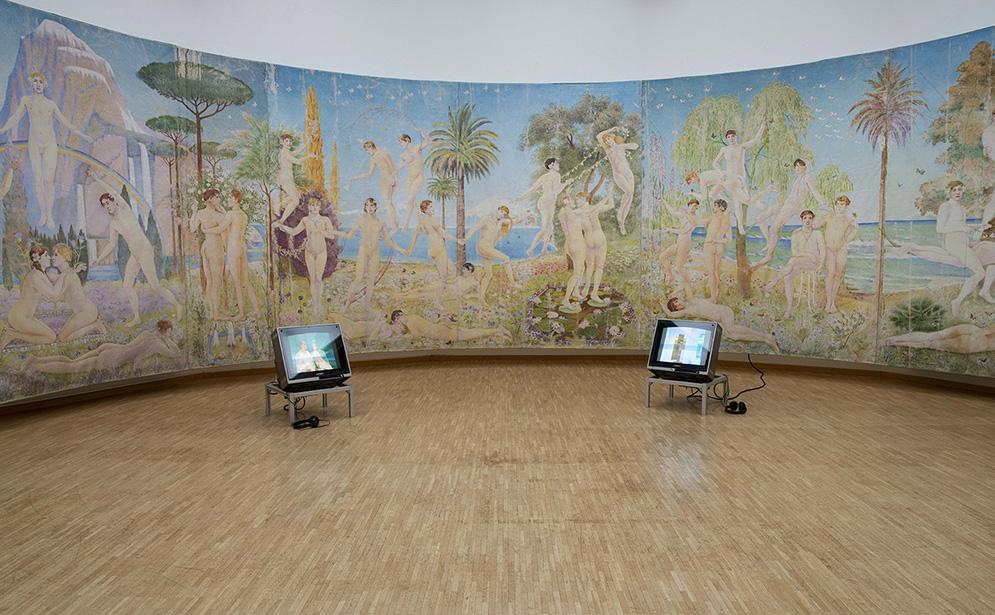 De l'art vidéo aux nouveaux médias : le cas du VideoArt Festival Locarno (1980-2001) - ECAL