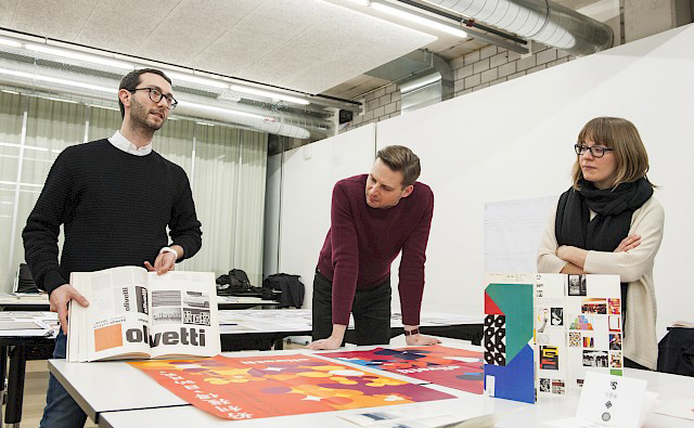 Swiss Graphic Design and Typography Revisited - ECAL