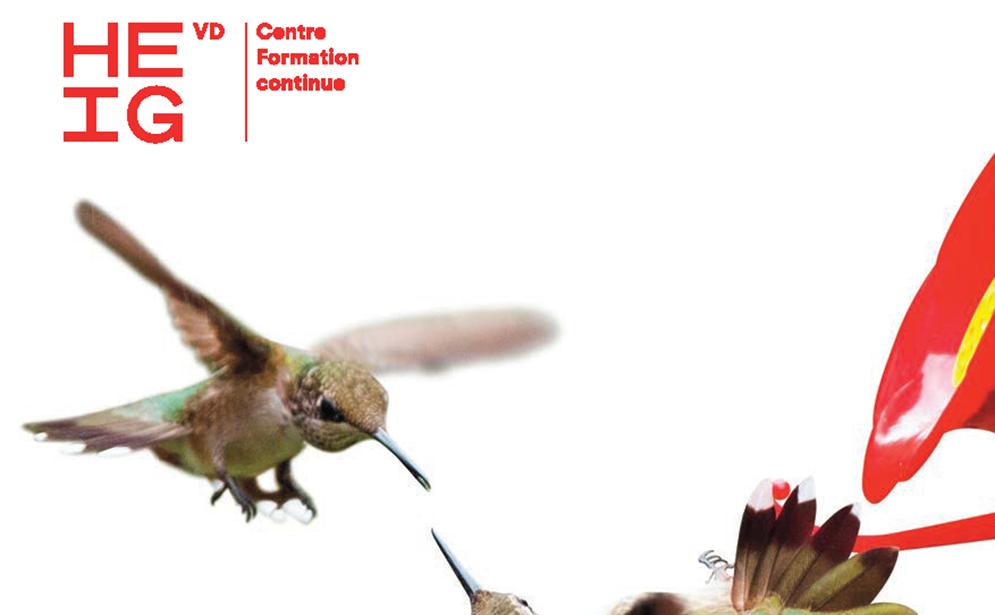 couverture de la plaquette de présentation CAS Eco2libri - HEIG-VD