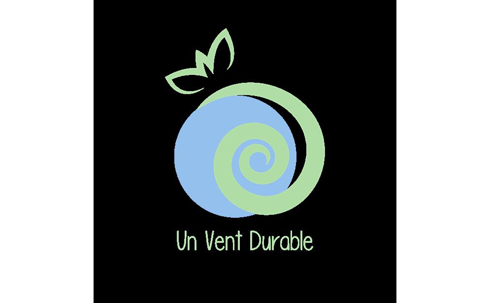 Logo association Un Vent Durable