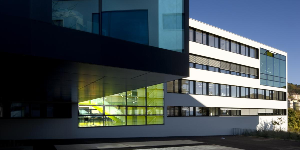 HE-Arc Ingénierie bâtiment