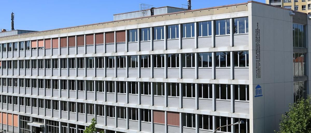 Haute école de gestion Fribourg - HEG-FR Bâtiment