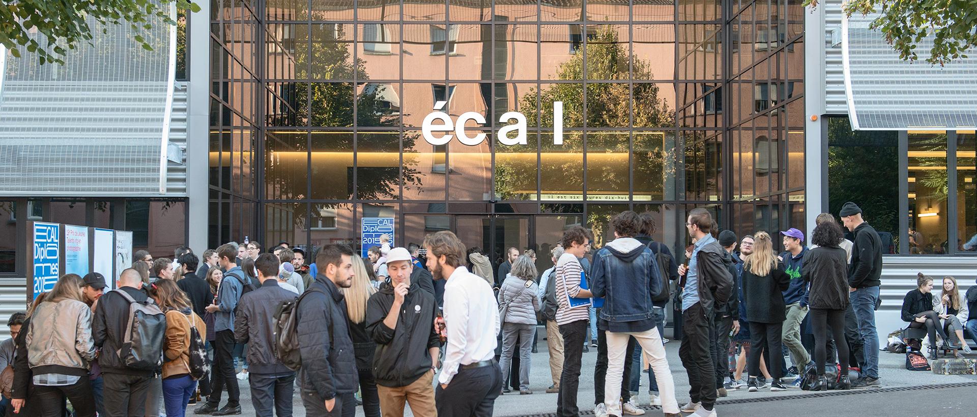 ECAL/Ecole cantonale d'art de Lausanne Bâtiment