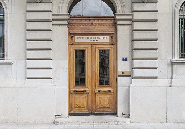 Haute école de musique - Genève