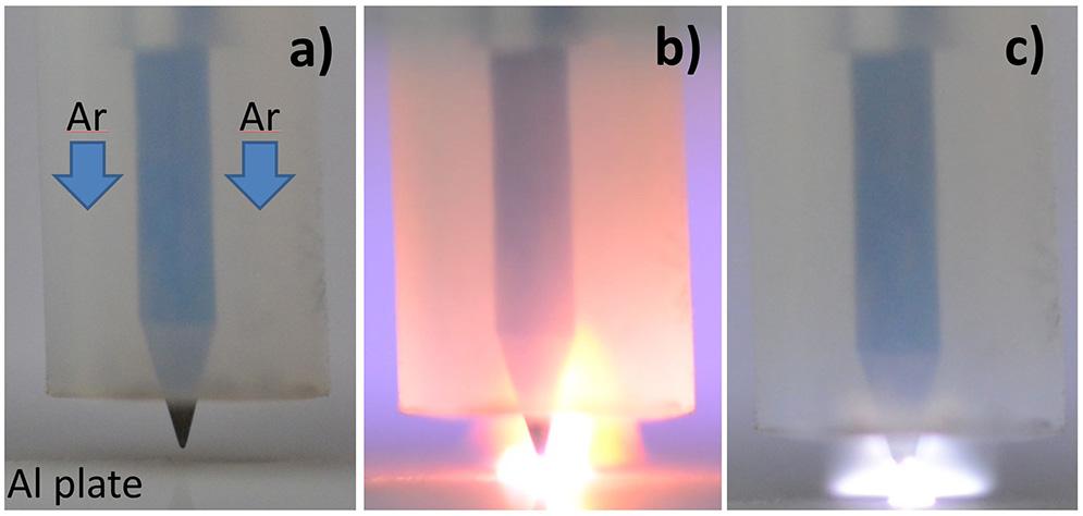 Towards cold plasma-on-demand multi-nozzle jet head (Digital-Plasma)
