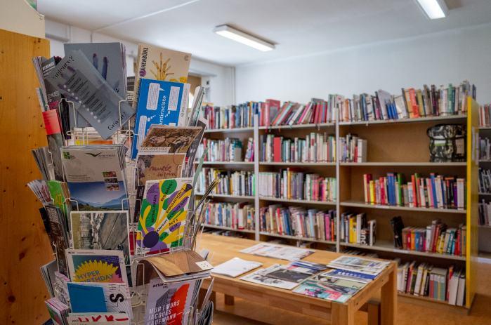 Bibliothèque EDHEA