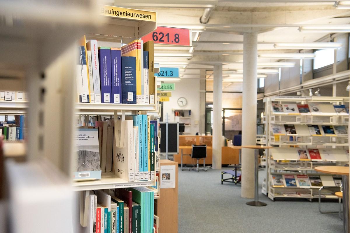 Bibliothèque HEIA-FR