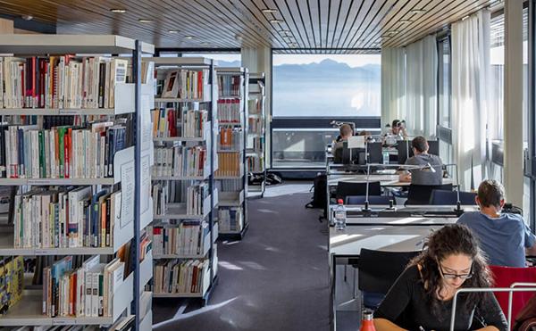 Bibliothèque HESAV