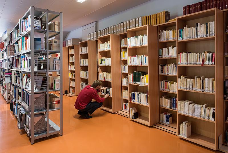 Bibliothèque Manufacture
