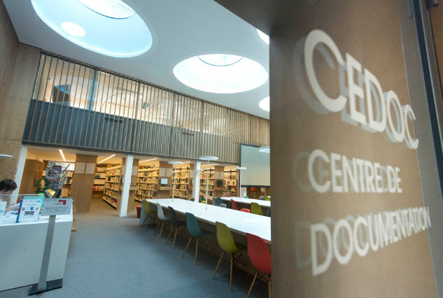 Centre de documentation (CEDOC) La Source
